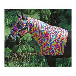 Stretch Lycra Horse Hood Windhorse